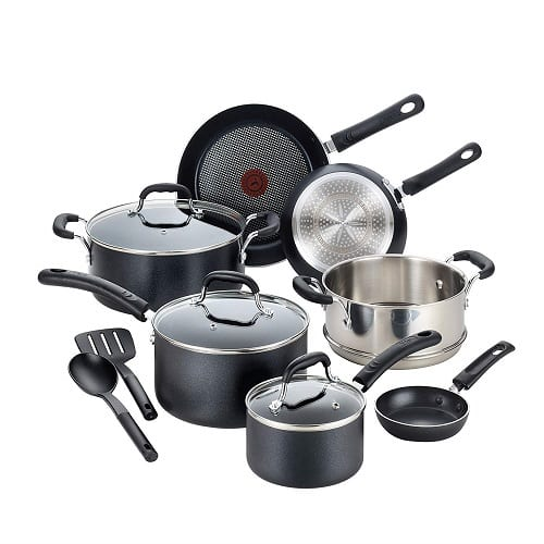 T-fal C515SC Professional Nonstick Cookware