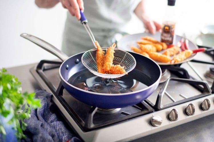 Cooking On Ceramic Pan