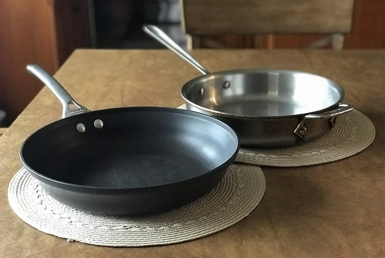 Stainless Steel vs. Non-Stick Cookware