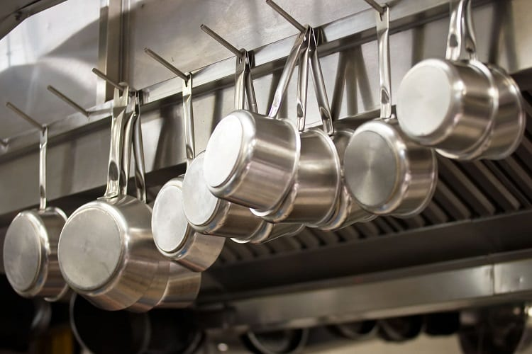Restaurants Pots And Pans