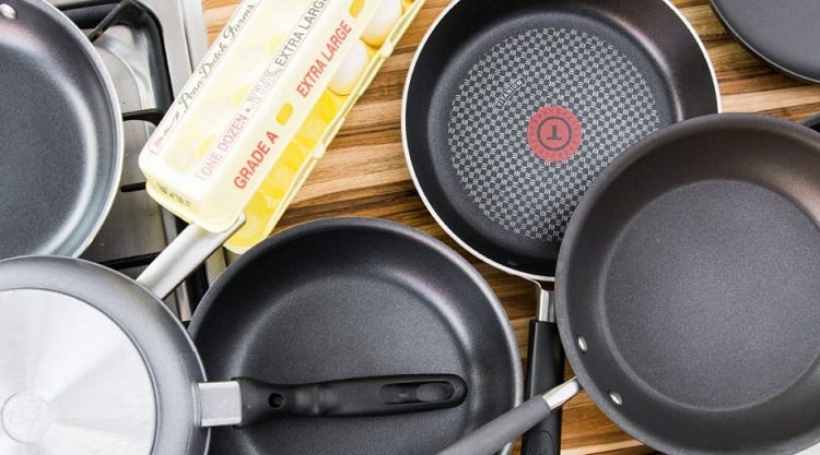 Different Types Of Nonstick Pans