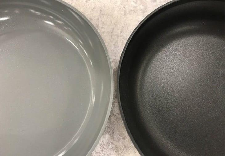 Ceramic vs Teflon