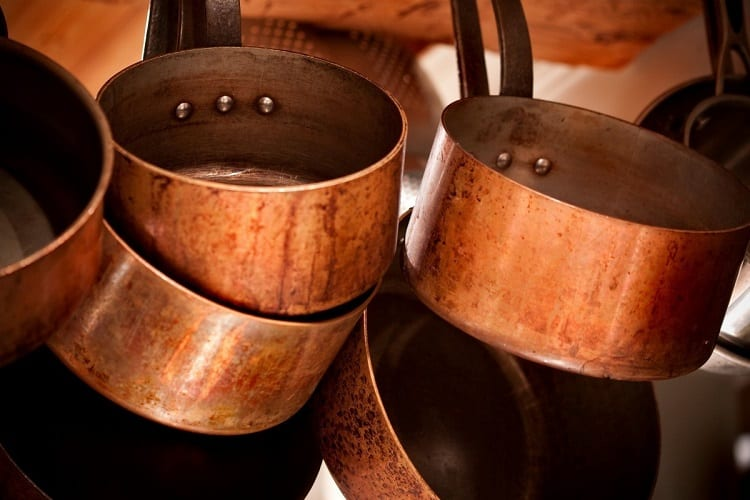 Old Cookware