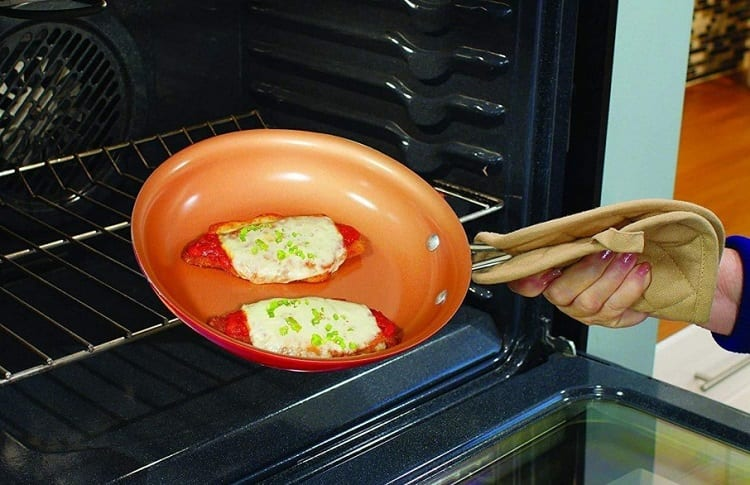 Cooking With Ceramic Pan
